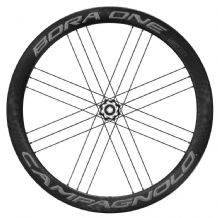 CAMPAGNOLO BORA ONE 50 BOLT THRU DISC BRAKE WHEELS - CLINCHERS